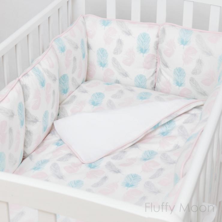 """Комплект в кроватку """"Aurora"""""""