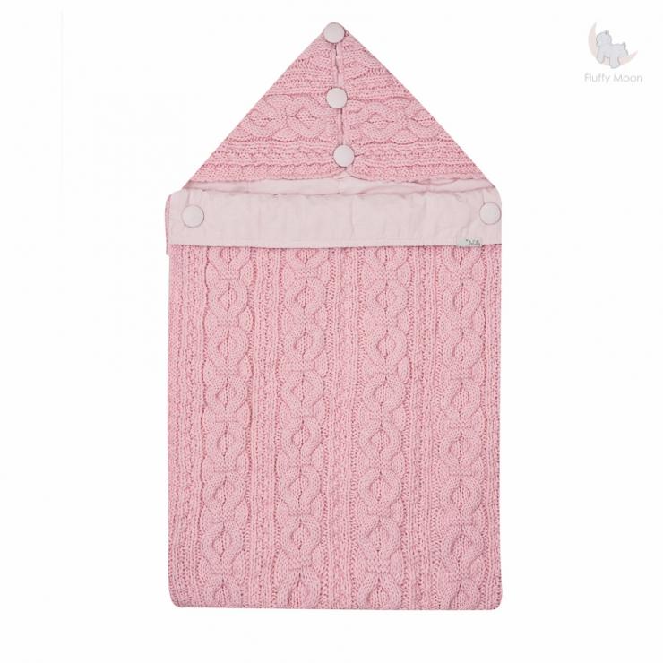 Конверт для новорожденного Pink