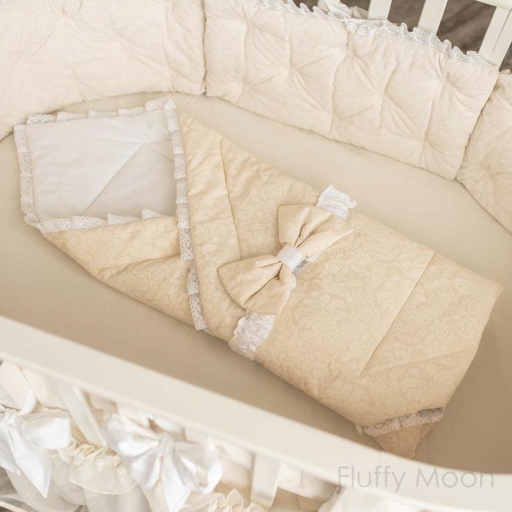 """Конверт-одеяло для новорожденного """"Rafaello"""""""