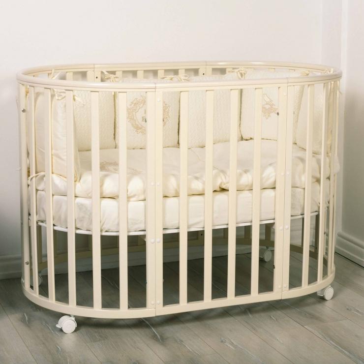Кроватка Incanto Amelia 8 в 1 (трансформер)