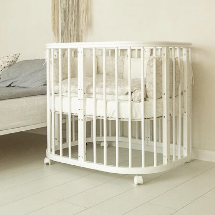 Кроватка-трансформер Эмили 12 в 1