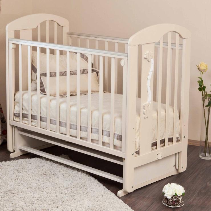 Детская кроватка Агата С718 ( 3 цвета )
