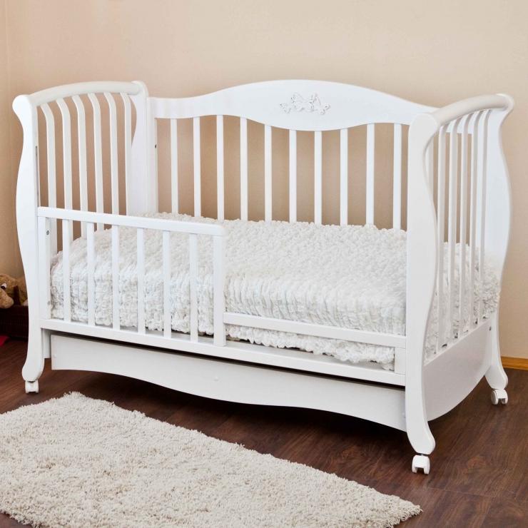 Детская кроватка Елизавета C553 (3 цвета)