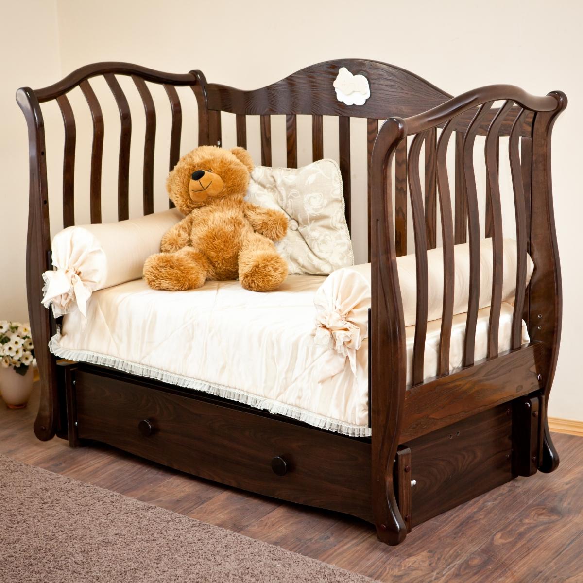 Виды детских кроваток в картинках